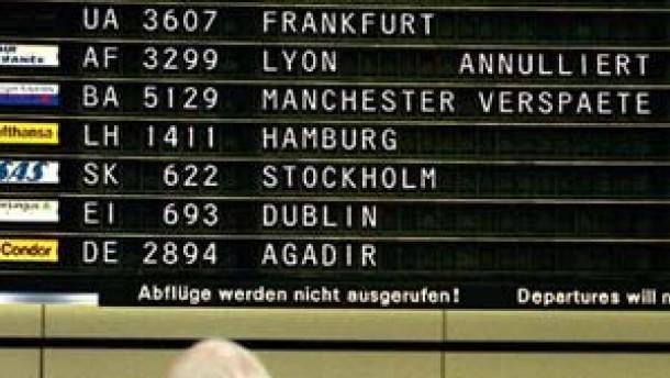 Fluggesellschaft haftet für Folgen eines gestrichenen Fluges