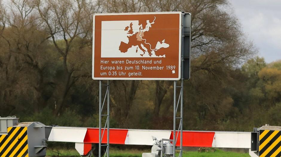 Das Grenzlandmuseum erinnert an den Grenzübergang zwischen Worbis und Duderstadt.