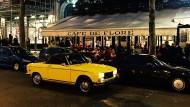 Nie wieder hässliche Mietwagen: Dieses Cabrio von 1974 kann man in Paris für 110 Euro am Tag fahren.