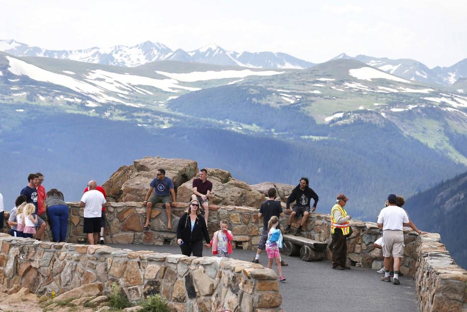 Lage, Lage, Lage: Die Umgebung Denvers ist ein Pluspunkt für viele junge, gut ausgebildete Menschen, denn die Rocky Mountains liegen gleich nebenan.