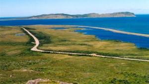 Der liebe Gott wohnt gleich hinter Neufundland