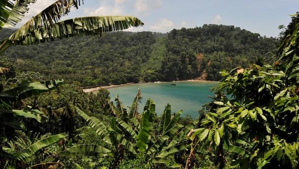 Schokoladenparadies auf Konfetti-Inseln