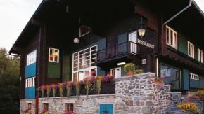 Die Abschaffung des Jodelbalkons: das Looshaus von außen
