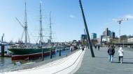 Elbpromenade in Hamburg wird zu Ehren von Jan Fedder umbenannt