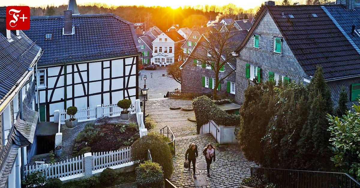 """Sommerserie """"Ortsmarke"""": Klingenstadt Solingen"""