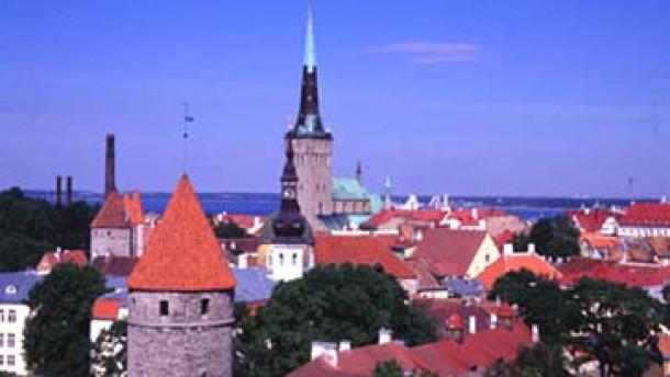 Tallinn - moderne Stadt mit tausendjähriger Geschichte