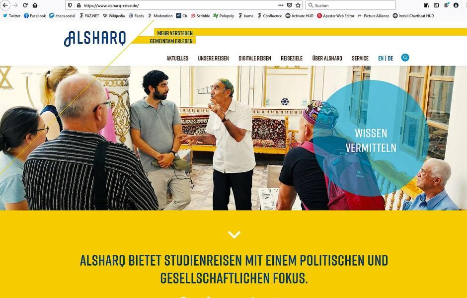 Politische Bildung: Kritisch durch Syrien mit Alsharq