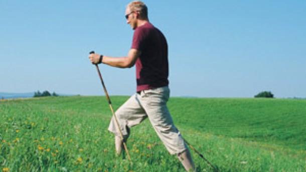 Wellness-Wanderer