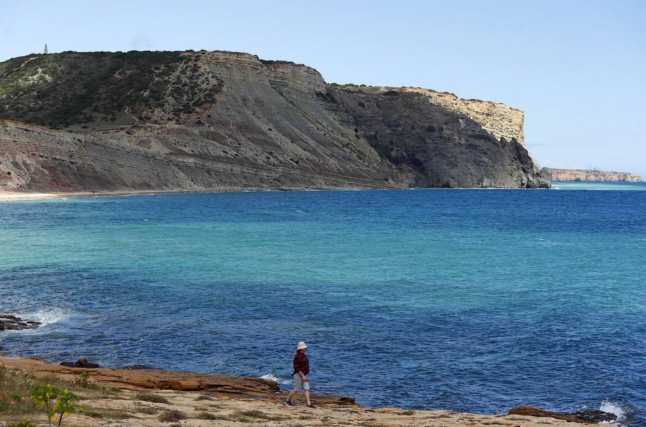 Rauhe Küste mit zarter Seele: Diese Kombination macht die Algarve vor allem bei Deutschen und Engländern zu einer der beliebtesten Küsten Europas.