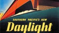 Westküstenschönheit: Haines Hall für Southern Pacific, 1929