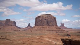 Am heiligen Ort des Westerns