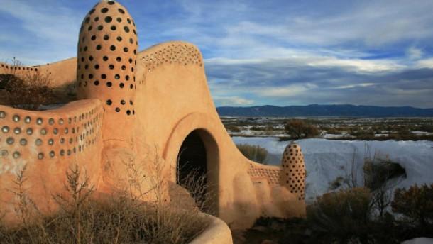 Wohnkunstwerke aus Müll