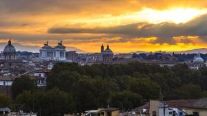 Alle Wege führen durch Rom
