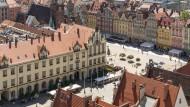 Die Zeitläufte haben Breslau übel mitgespielt. Umso erstaunlicher, wie viel von ihrer Schönheit sich die Stadt erhalten konnte.