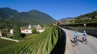 Südtirol im Schnelldurchlauf - so lange der Akku mitmacht.