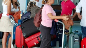 Touristen fliehen aus Kenia