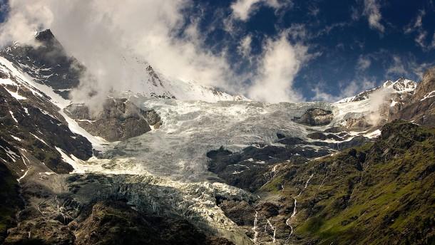 Gletscherdämmerung