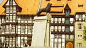 Tennis und Mittelalter in Braunschweig