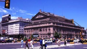 Kultur im Teatro Colón