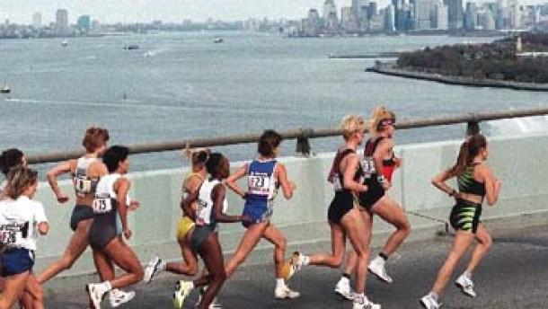 New York: Big Apple im Laufschritt