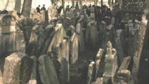Prag: Jüdischer Friedhof