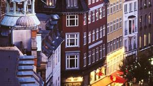 Die Weihnachtstische von Royal Copenhagen