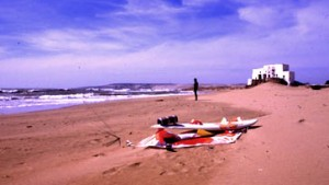 Essaouira - Badeort der Marokkaner