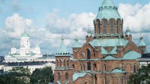 Von der Uspenski-Kathedrale zur Esplanade