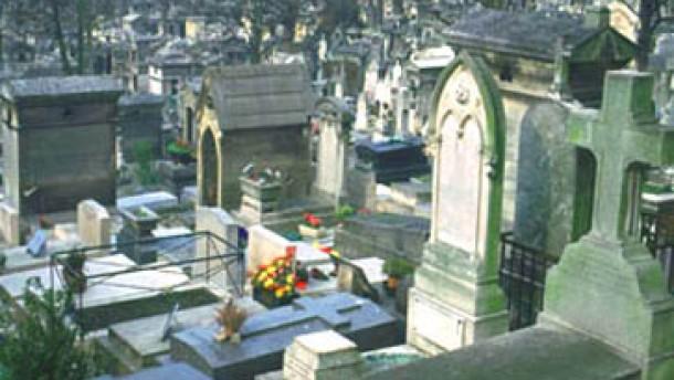 Paris: Cimetière du Père Lachaise