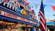 Einheimische statt Touristenrummel: Der Fischmarkt am Potomac River in Washington.