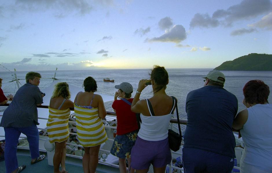 Schöne Aussichten: Dieses Jahr schickt Norwegian Cruise Line erstmals fünf große Schiffe nach Europa.