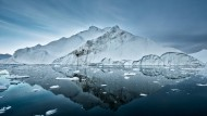 Grönland: Für solche schwimmenden Riesen ist die Diskobucht bekannt.