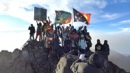 Aufstieg zum Gipfel des Mount Wilhelm