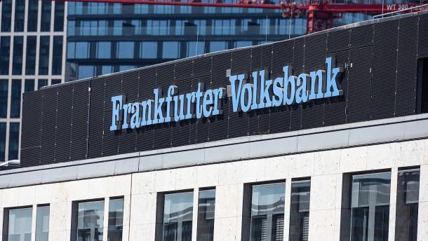Frankfurter Volksbank steht vor der nächsten Fusion