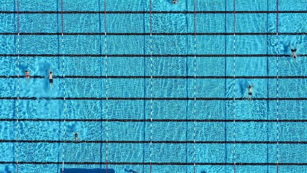 Diese Schwimmbäder und Badeseen lohnen sich im Rhein-Main-Gebiet