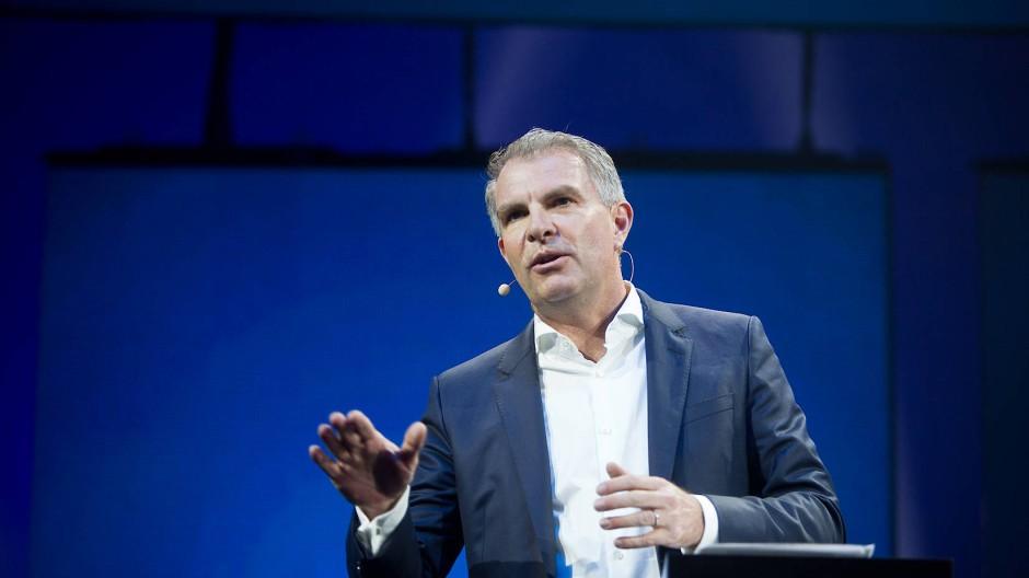 """""""Es ist verrückt, wer zurzeit alles auf den deutschen Markt drängt"""": Lufthansa-Chef Spohr"""