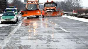 Tagelang gesperrte Autobahn wieder frei