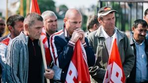 Abermals rumänische Arbeiter geprellt