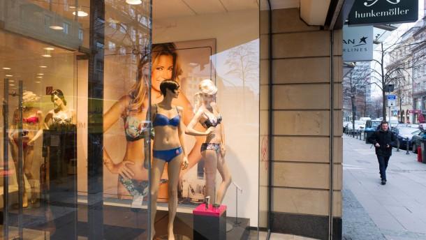 Einzelhandel in Frankfurt - Auf und zu, von hier nach dort: Neues aus dem Frankfurter Geschäftsleben.