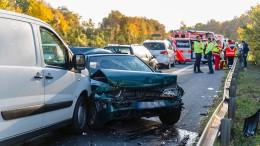 Rekordtief bei Verkehrsunfällen
