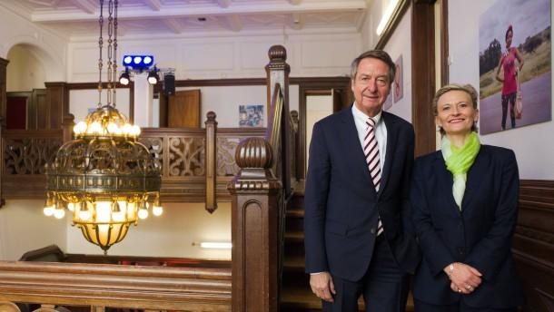 KfW eröffnet Kultur-Villa im Westend
