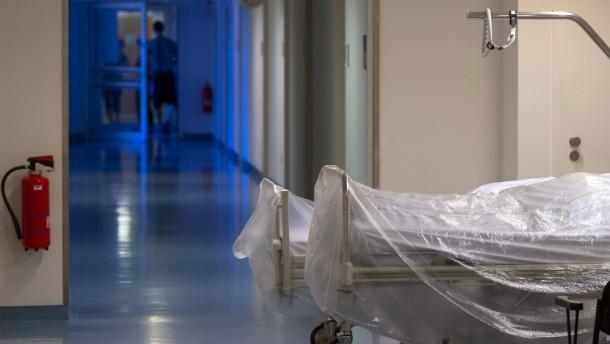 Südhessischer Klinikverbund beantragt Insolvenzverfahren