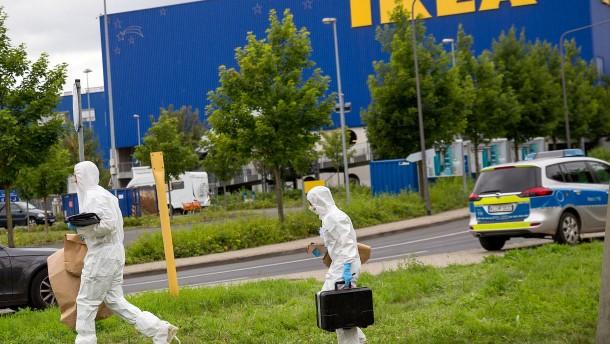 """Zwei weitere Festnahmen im Fall der """"Ikea-Leiche"""""""