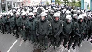 15 Anzeigen vier Wochen nach Blockupy