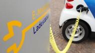 Land fördert E-Mobilität mit 2,3 Millionen Euro