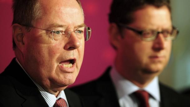 SPD-Wahlkampf in Hessen
