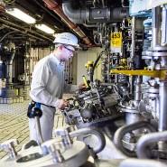 Werthaltig: Chemiekessel im Werk Frankfurt-Höchst von Sanofi