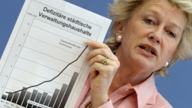"""Von der """"Verlegenheits-Lösung"""" zum anerkannten Stadtoberhaupt: Petra Roth"""