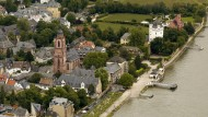 Künftig die einzige Pfarrkirche in der Großpfarrei im Rheingau: St. Peter und Paul in Eltville