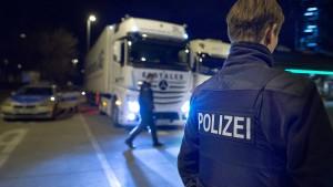 Beuth fordert Null-Promille-Grenze für Lastwagenfahrer